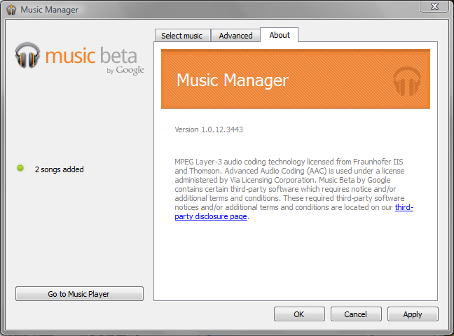 Google Music Manager - фото 11